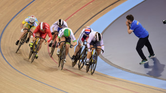 What is the keirin?