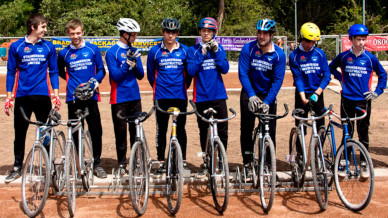 Cycle speedway clubs