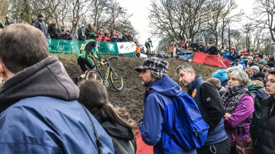 Watch cyclo-cross