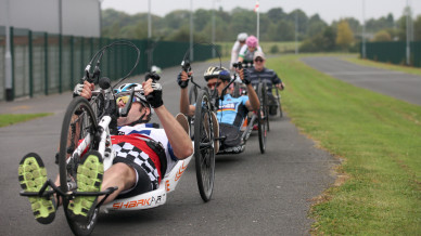 Para-cycling events