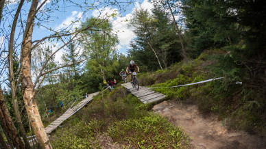 Mountain bike events