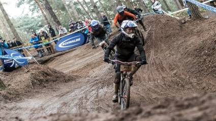 Local hero Dowie takes opening HSBC UK | National Four Cross Series honours