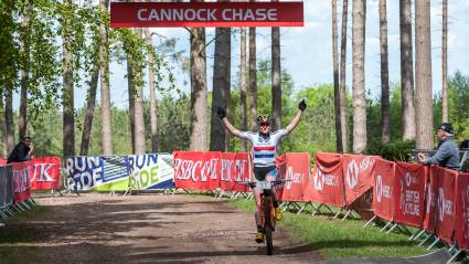 Last and Orr shine in the Cannock Chase