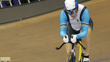 Scottish Cycling is saddened to hear of the untimely death of track cycling stalwart Ivor Reid