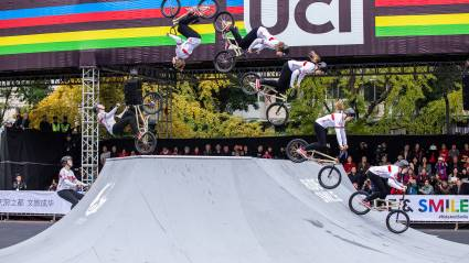 British Cycling seeking new members for BMX Freestyle Park Commission