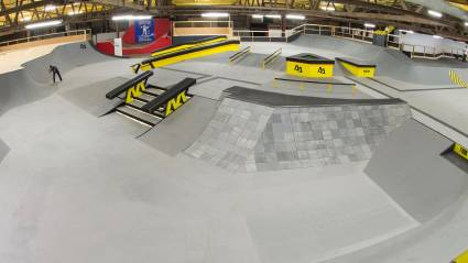 Talent Development BMX Freestyle Park