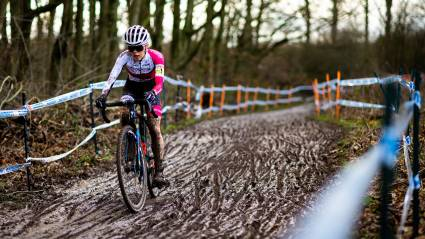 Crawley to host 2022 HSBC UK | National Cyclo-cross Championships