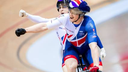 Pete Mitchell leaves the Great Britain Cycling Team after enjoying a successful 12 year career