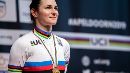Dame Sarah Storey Nominated for Prestigious Sunday Times Sportswomen of the Year Award