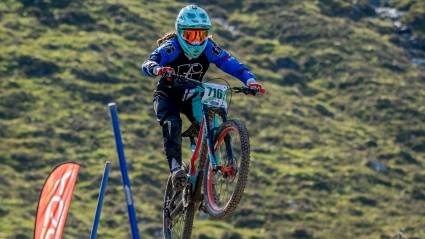 Scottish Cycling RACE Downhill 2020