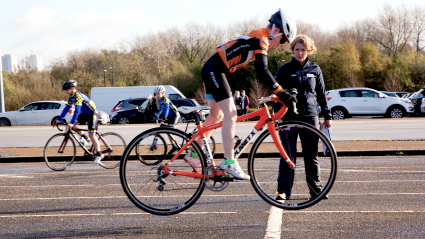 "British Cycling announces ""fantastic strides"" in female coach numbers"