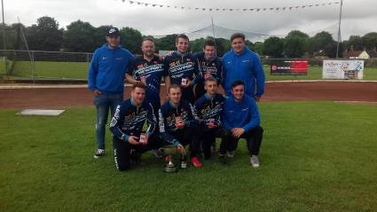 Newport Cycle Speedway are British Open Club Champions