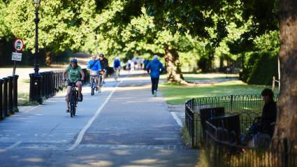Cycling infrastructure: Deloitte adds its voice to growing calls for improvements
