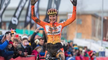 Champions crowned on day two of the 2016 British Cycling National Cyclo-cross Championships