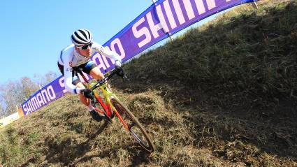 European champion Pidcock takes Cyclo-cross World Cup honours in Tabor