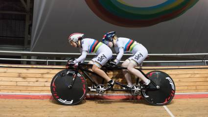 Great Britain Cycling Team announced for 2016 UCI Para-cycling Track World Championships