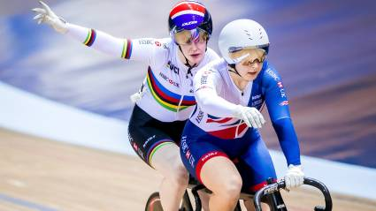 Great Britain Cycling Team named for 2018 UCI Para-cycling Track World Championships
