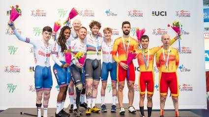 Manchester Para-Cycling International: Day 3 Report