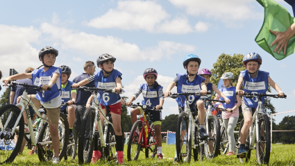 #GoRideWales Holiday activities for your young cyclists