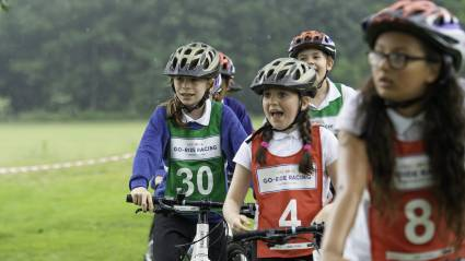 Hundreds of children set to take to two wheels to mark the start of Yorkshire 2019