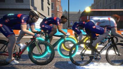 Working Together: A TrainingPeaks and Zwift Guide