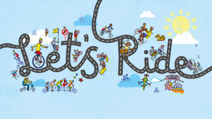 HSBC UK Let's Ride - a free day of fun bike riding