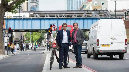 British Cycling and TFL launch new London membership offer