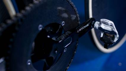 New Verve Track Infocrank to be used by the Great Britain Cycling Team at the 2018 UCI Track Cycling World Championships