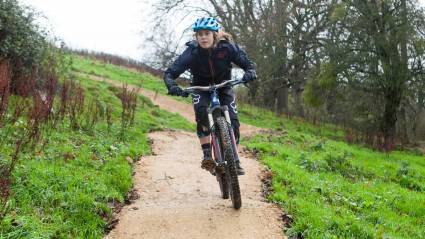 Meet the mountain bike leader: Juliet Elliott