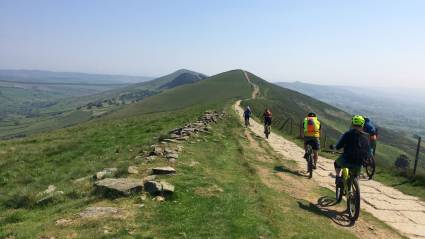 Peak District and North York Moors to host British Cycling MTB Leadership Awards courses