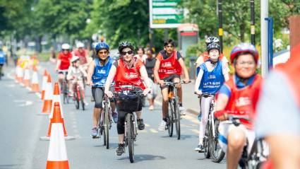 HSBC UK Let's Ride – A free day of fun bike riding