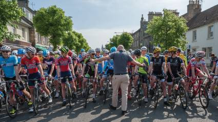 British Cycling unveils new report aimed at safeguarding sport's future
