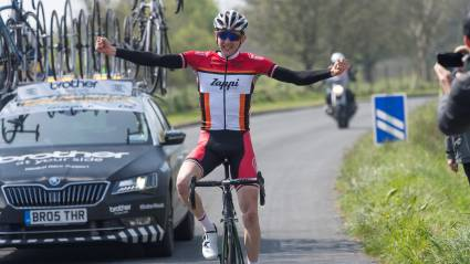 Donovan takes final stage to win Sleepwell Hotels Isle of Man Junior Tour