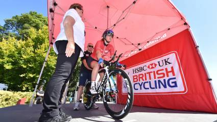 Women's under-23 time trial to feature at HSBC UK | National Road Championships