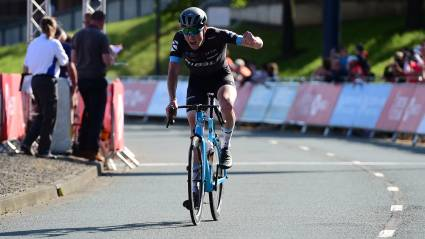 Archibald and Durrell sprint to victory in Stockton stunner