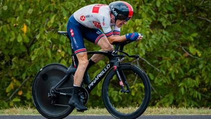 Two Top Tens for GBCT on Day Two of the UCI Road World Championships