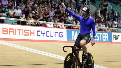 2017 British Cycling National Track Championships dates announced