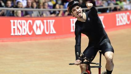 Archibald and Bigham complete hat-tricks on the final day of 2017 HSBC UK | National Track Championships