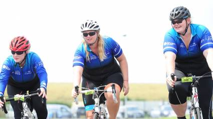 British Cycling and Women in Sport study explores how to encourage more women to enter challenge bike rides