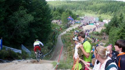 Fort William Mountain Bike World Cup Voted Best in the World