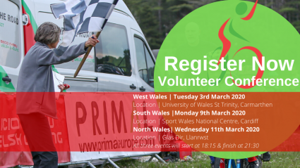 Welsh Cycling announce regional volunteer conferences