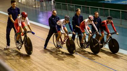 Welsh Cycling Launch Pathway Coach Development Programme