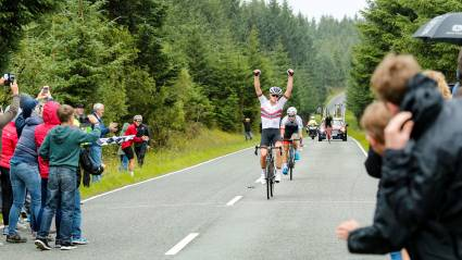 Kerfoot-Robson crowned 2017 Welsh Road Race Champion