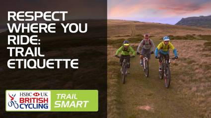 How to behave on mountain bike trails | Trail etiquette - Trail Smart