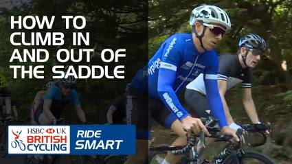 How to climb in and out of the saddle - Ridesmart