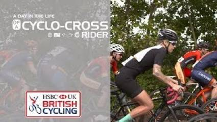 A day in the life of: a cyclo-cross rider