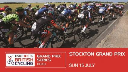 Gibson caps off perfect week with Stockton Grand Prix victory