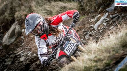 HSBC UK National Downhill Series Round 5 - Hopton Events - British