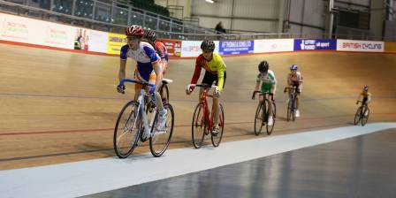 Go Ride Track Cycling holiday courses this summer