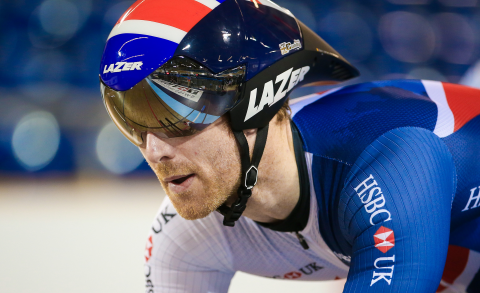 Great Britain Cycling Team's Jody Cundy